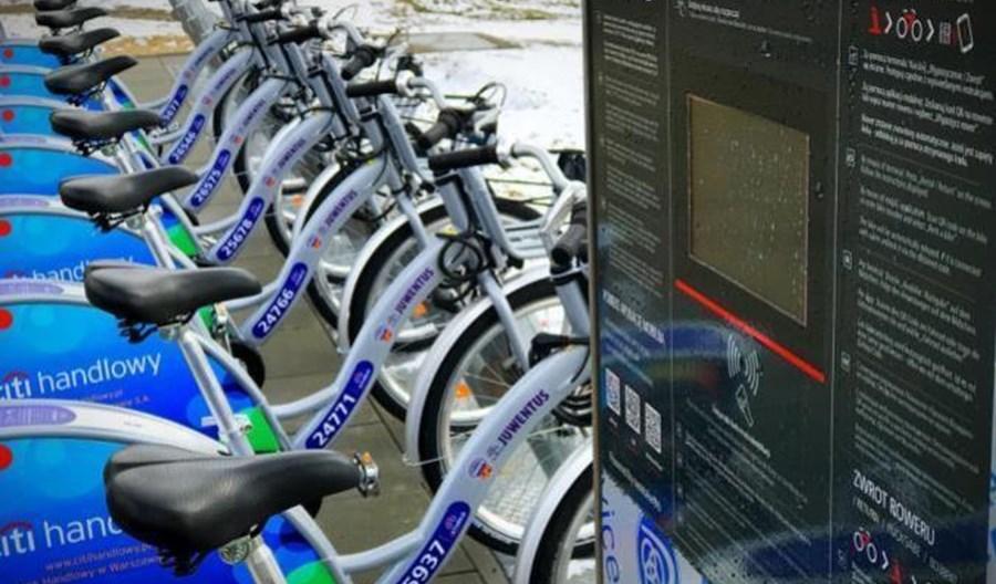 Łódzki Rower Publiczny: W przyszłym roku więcej stacji i nowe typy rowerów