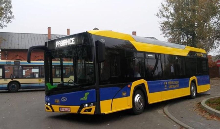 Pabianice: Kolejny wzrost liczby pasażerów MZK