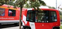 Koleje Niemieckie uruchomiły autonomiczny bus