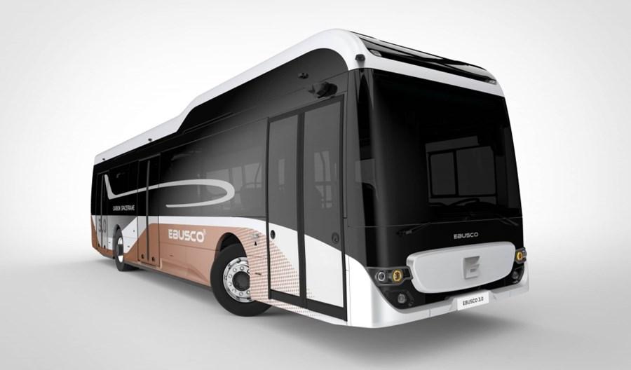 Ebusco zapowiada nowy, lekki autobus elektryczny