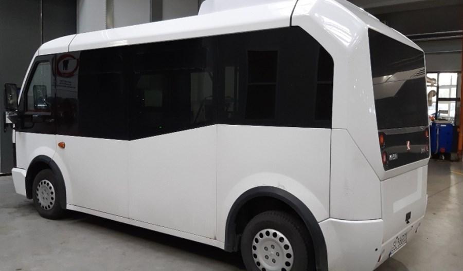 Kraków. MPK testuje krótki autobus z Turcji