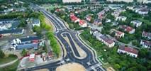 Lublin z nowym odcinkiem sieci trolejbusowej w ulicy Choiny
