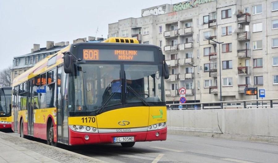 MPK-Łódź wynajmie 51 autobusów. Jest przetarg