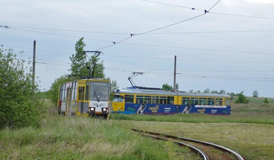 Grudziądz podpisał pierwszą umowę w ramach inwestycji tramwajowej