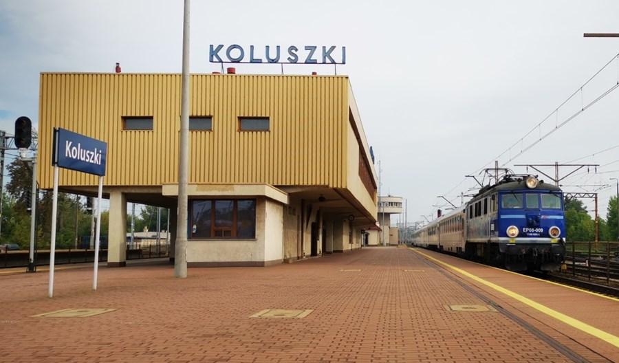 Łódzkie: Co z dworcami w Zduńskiej Woli i Koluszkach?