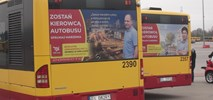 MPK Łódź: Bezpłatne kursy dla przyszłych kierowców autobusów