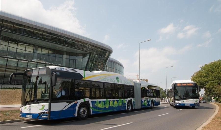 Kraków: Solaris i Mercedes rywalizują o dostawy 50 elektrobusów