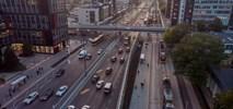 Warszawa. Można już jechać wiaduktem na ul. Postępu