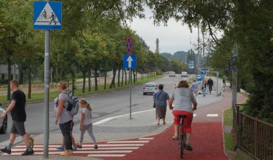 Hanna Gill-Piątek: Bezpieczeństwo pieszych to priorytet