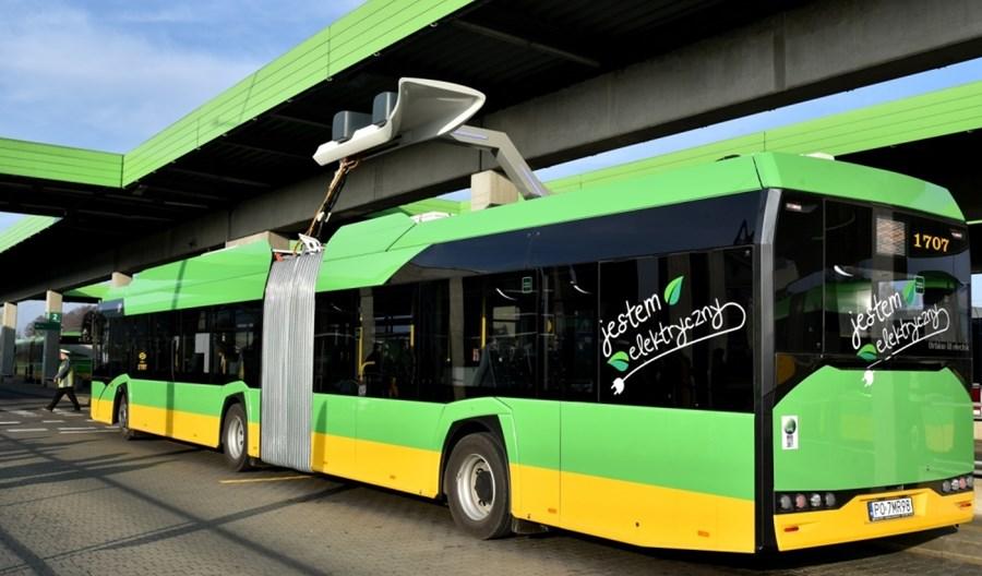 Poznań z ofertami na ładowarki dla elektrobusów