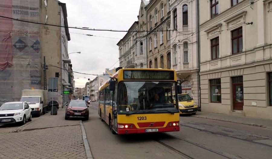 """MPK-Łódź: Autobusów na """"za tramwaj"""" do Pabianic nie zabraknie"""