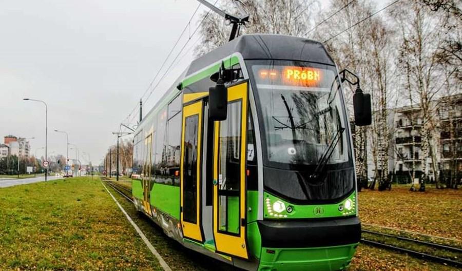 Elbląg oficjalnie wybiera ofertę Modertransu na piąty tramwaj