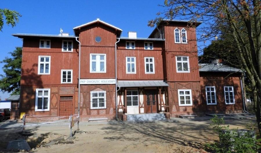 Wieruszów: PKP SA sprzeda nieużywany dworzec