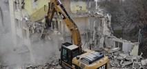 Poznań: Ruszyły wyburzenia pod trasę tramwajową na Naramowice
