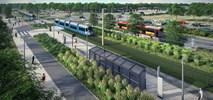 Wrocław: Jeszcze w tym roku przetarg na budowę Osi Zachodniej. Będzie zielone torowisko