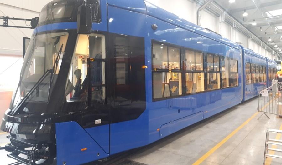 Pierwszy tramwaj Stadlera na dniach trafi do Krakowa