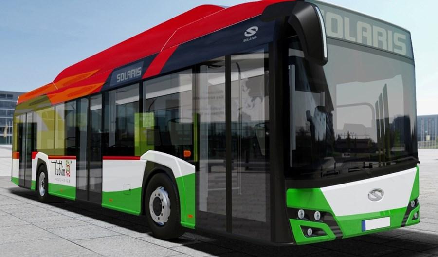 Lublin z elektrobusami Solarisa. Przetargi rozstrzygnięte