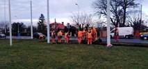 Pabianice: Rozpoczęła się rozbiórka torowiska tramwajowego
