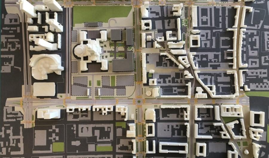 Trzaskowski: Mieszkańcy będą królować w nowym centrum stolicy