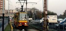 Łódź: Torowisko na prywatnej działce. Właściciel zablokował przejazd