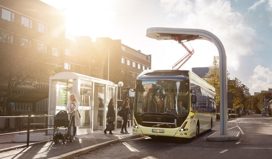 Drugie życie baterii z autobusów Volvo