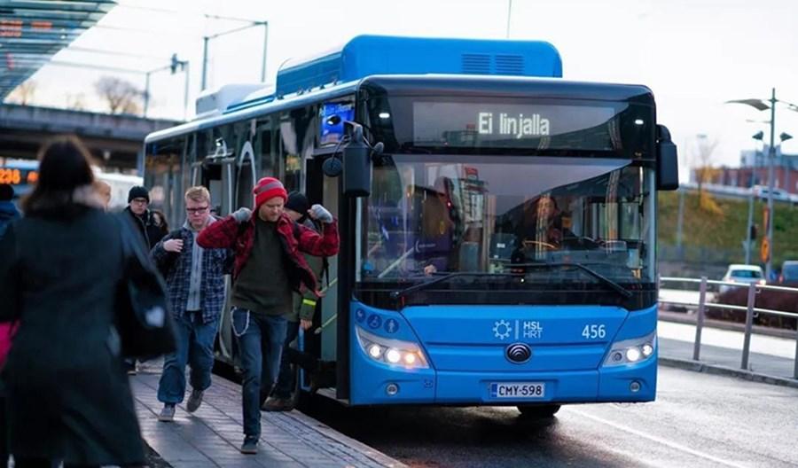 Bergen zyska 88 elektrycznych autobusów od Yutonga