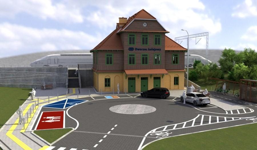 Sześć ofert na dworzec Zajezierze koło Dęblina