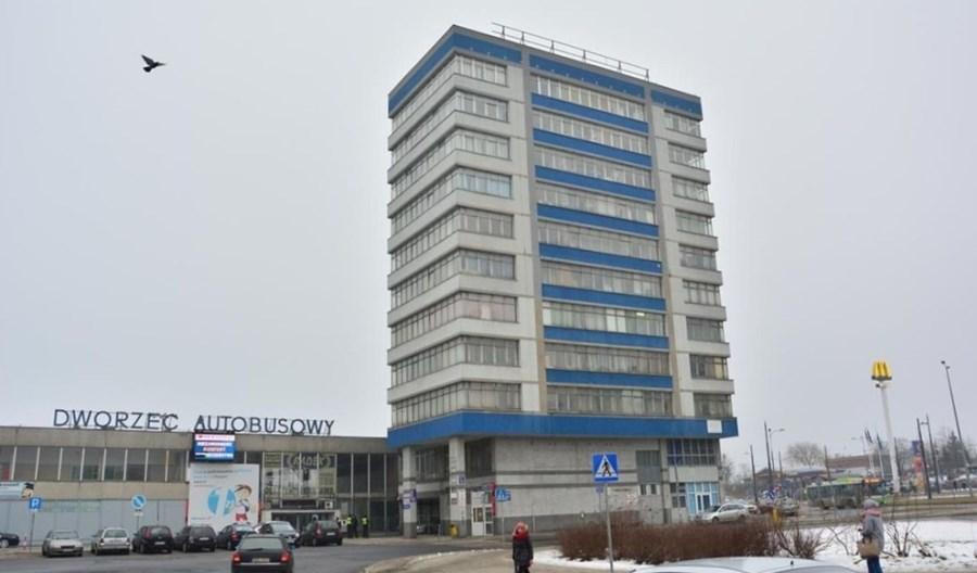 Olsztyn: Przewozy Regionalne sprzedały biurowiec przy dworcu