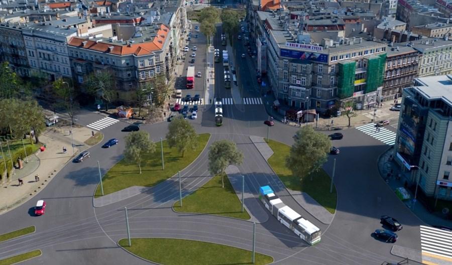 Szczecin: Niebawem rusza przebudowa torowiska na pl. Szarych Szeregów