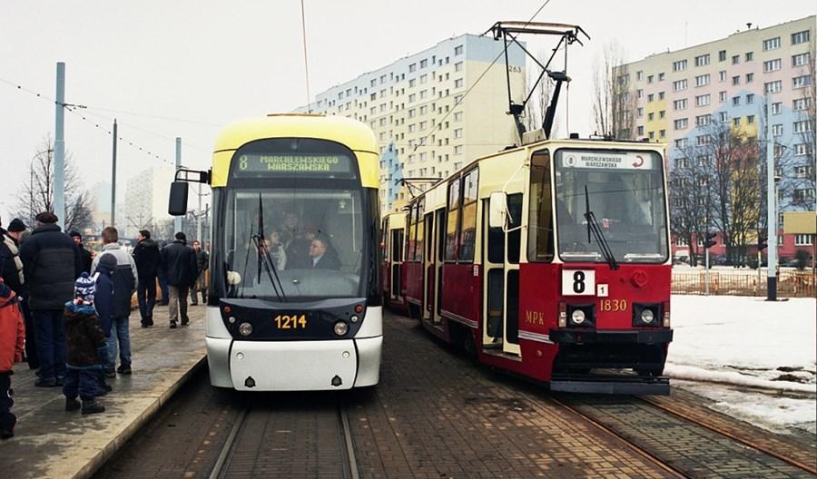 Łódź: Zbliżają się duże remonty cityrunnerów, 122N i NF6D