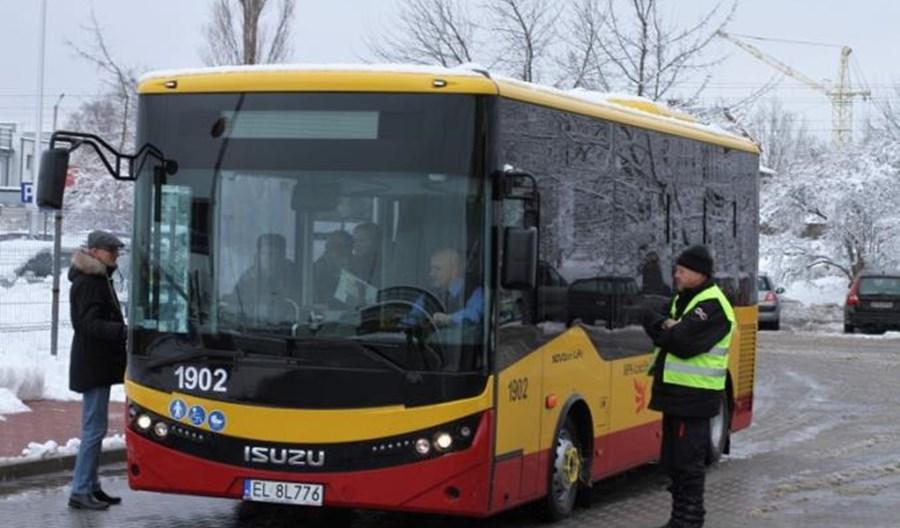 Łódź: MPK zamawia kolejne minibusy Isuzu