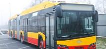 Warszawa. Pierwszy ze 130 elektrycznych przegubowców już w MZA