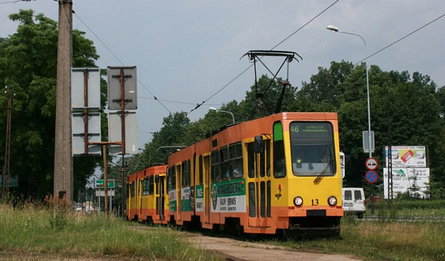 """Ozorków wciąż wierzy w odbudowę linii tramwajowej. """"Ale brakuje pieniędzy"""""""