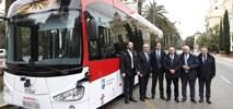 Malaga. Irizar z autonomicznym autobusem. W tym roku ruszy na trasę