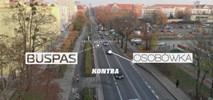 Poznań też pokazuje jak ważne są buspasy. Wynik 150:18