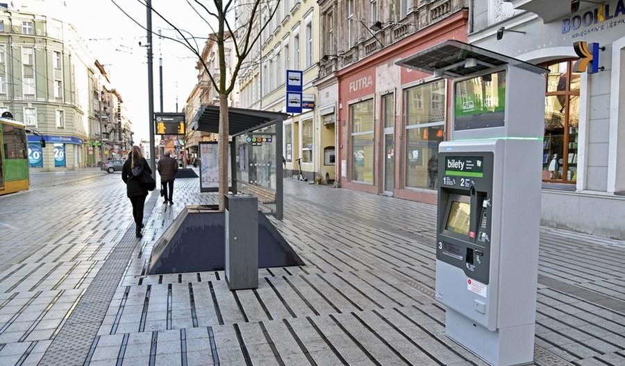Poznań stawia 33 nowe biletomaty stacjonarne