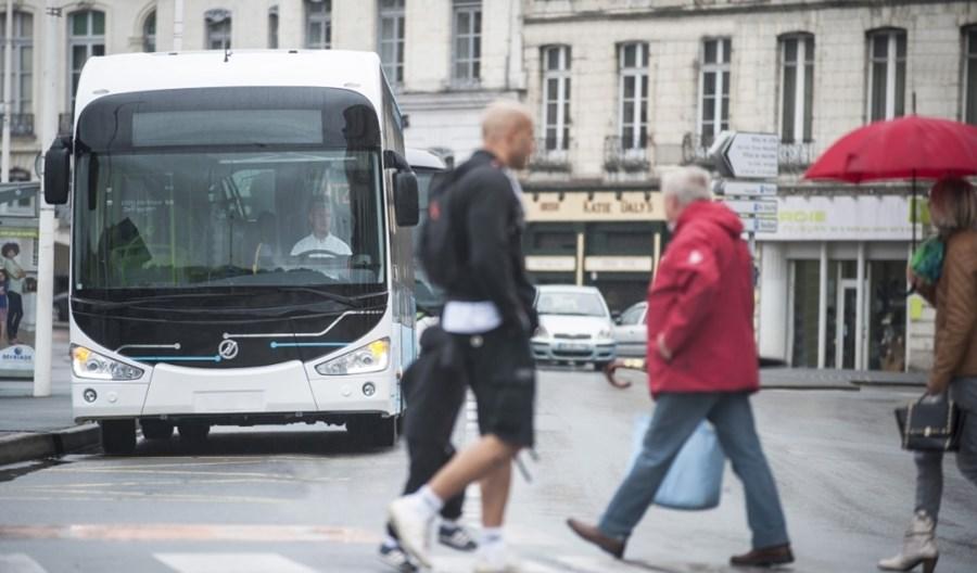 Genua. Irizar dostarczy 14 autobusów elektrycznych