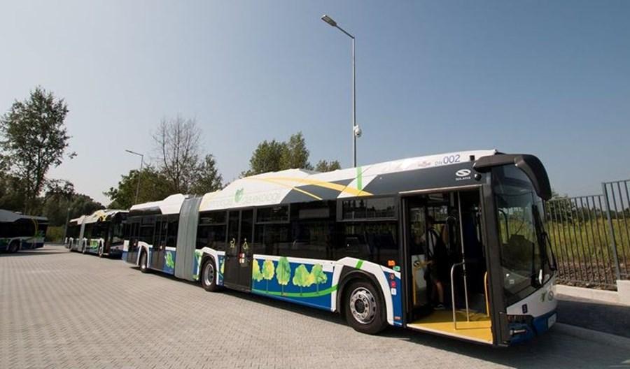 50 elektrobusów dla Krakowa. Solaris górą