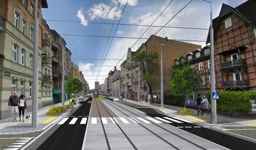 Poznań: Kto przebuduje torowiska na Wildzie? Pięć ofert