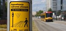Polska. W 2019 r. zginęło na drogach 2909 osób, w tym 793 pieszych