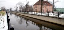 Gdańsk: Jest umowa na budowę kładki pieszo-rowerowej nad Kanałem Raduni