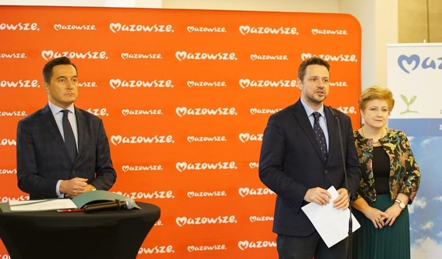 Mazowsze i Warszawa zadeklarowały wspólną walkę ze smogiem
