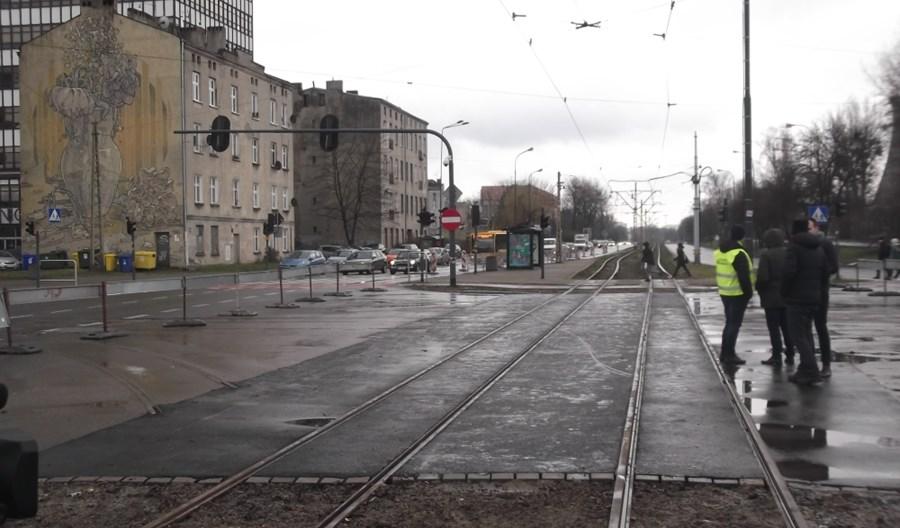 Łódź: Koniec remontu al. Politechniki. Wkrótce reaktywacja Warszawskiej?