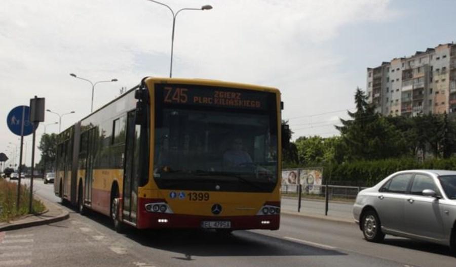 Łódź: Od niedzieli linie zastępcze przejmuje podwykonawca