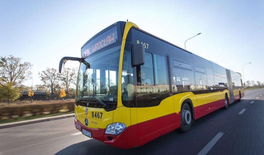 Wrocław. MPK z umową na 60 nowych mercedesów