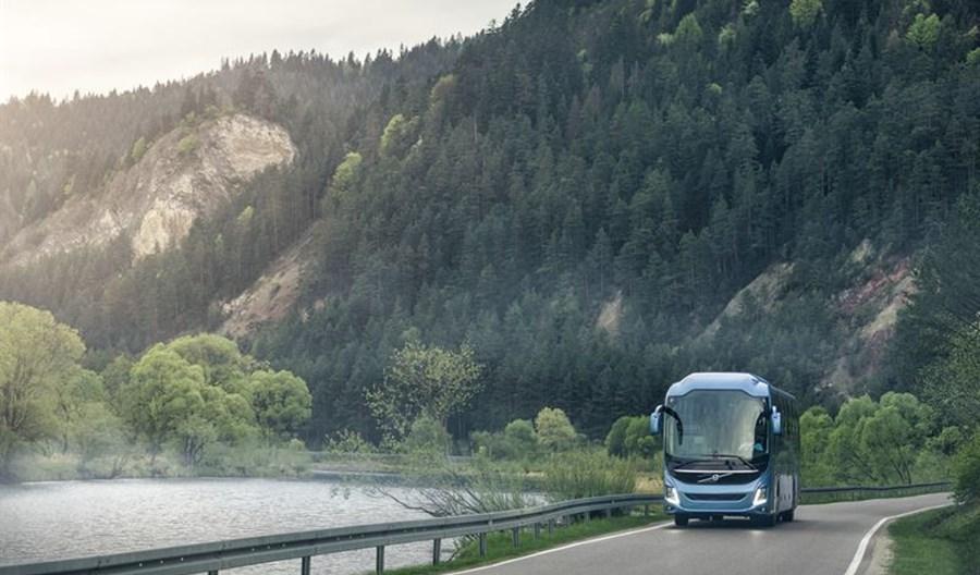 Boras. Volvo chwali się autobusową fabryką z całkowicie odnawialną energią