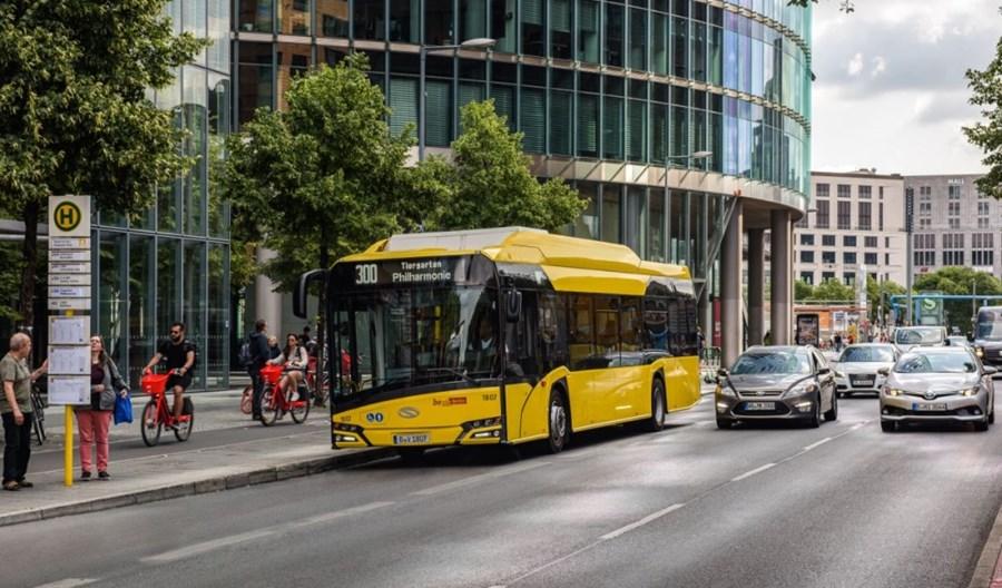 Solaris w 2019 r. z rekordowymi przychodami i 1,5 tys. pojazdów