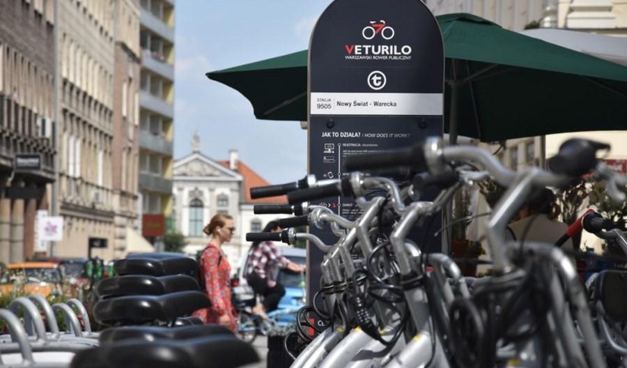 Rowery publiczne mogą wracać od 6 maja. Warszawa się szykuje