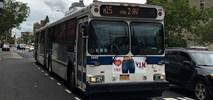 Nowy Jork. Duże koncerny z mandatami za wjeżdżanie na buspasy