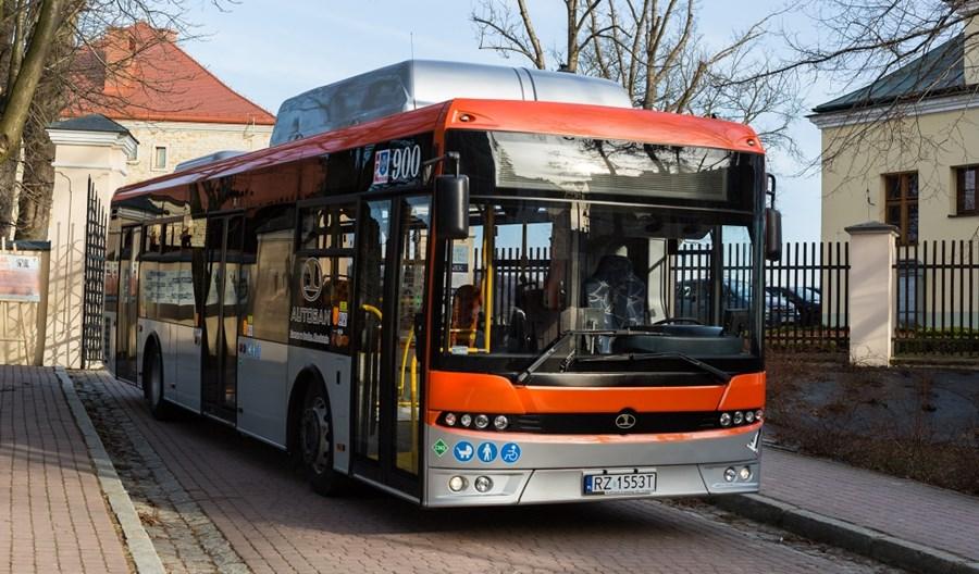 Ostrołęka: Autosan wygrywa przetarg na autobusy CNG